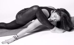 Claudia yoga teacher at Mind to Body Yoga studio in Mississauga