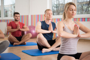 Yoga classes