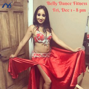 Belly dance Mississauga at Mind to Body Yoga