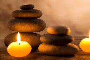 Hot Stone Restorative Yoga ($60 + HST) with Pritpal