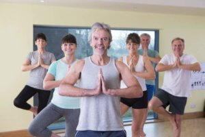 Yoga for young at heart in Mississauga