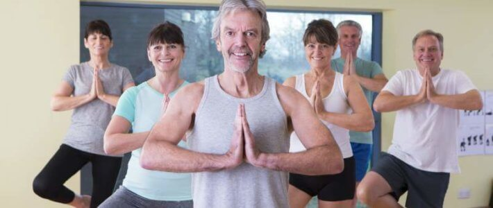 You Can Start Yoga At Any Age