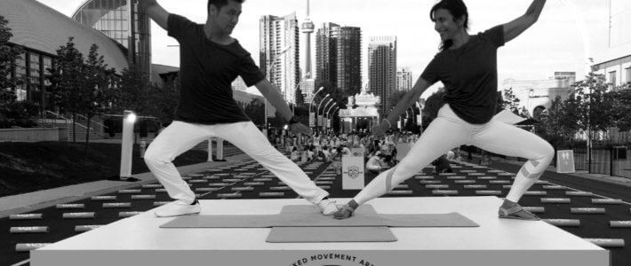 Warrior Flow Workshop ($50 + HST) with Naaz and Shaun