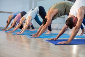 self-care and well being by yoga practice