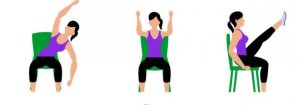 Chair Yoga Mississauga