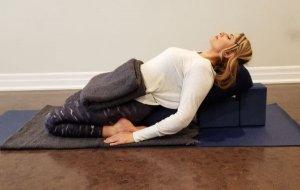 Restorative Yoga Teacher Training Level 1 in Mississauga