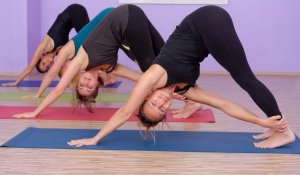 Postnatal yoga classes in Mississauga at Mind to Body Yoga